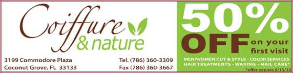 Salon Coiffure et Nature