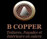 B Copper, specialiste de toitures, facades et exterieurs en cuivre.