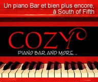Cozy Piano Bar South of Fifth South Point South Beach