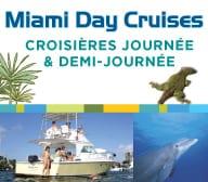 Miami Day Cruises - croisieres sur Yacht journee ou demi-journee a Miami, Boca Raton ou Key Biscayne