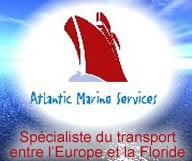 Atlantic Marine Service - Demenagement, fret et transport entre l'europe et la Floride Miami