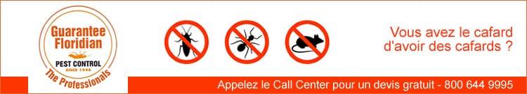 Guarantee Floridian Pest Control - dératisation et de lutte contre les insectes