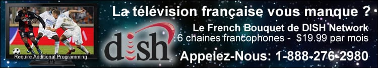 Dish Network chaines francaises