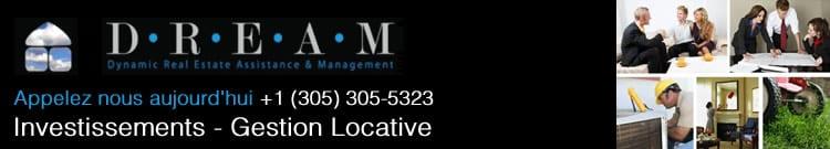 Dream gestion locative Miami