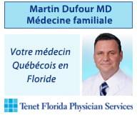 Cabinet du docteur Martin Dufour