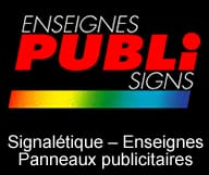Enseignes Publi Signs