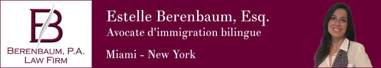 Estelle Berenbaum - Avocate d'immigration