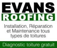 Evans Roofing couvreur Toitures