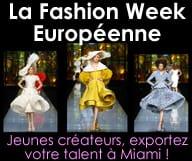 Lea kiss organise la fashion week europeenne à Miami pour les designers et createurs de mode européens