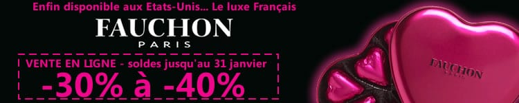Fauchon taste of Paris