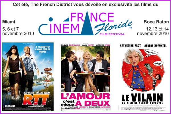 France Cinema Floride