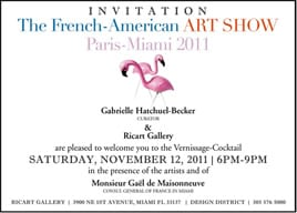 French American Art Show