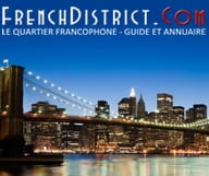 Le French District debarque a New York