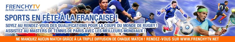 Frenchy TV - Television francaise depuis les USA