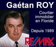 Gaetan Roy Agent Immobilier Floride