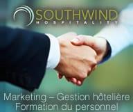 Gestion hôtelière et formation de personnel USA et Caraïbes - Southwind Hospitality
