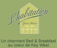 L'habitation est un charmant hotel / bed & breakfast au coeur de Key West