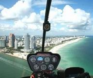 Miami, vue du ciel