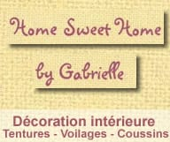 Home Sweet Home by Gabrielle - decoration, tentures voilages et coussins a Hollywood