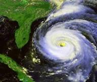 La saison des ouragans en Floride