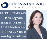 Cabinet davocats Ilaria Legnaro