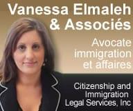 Vanessa Elmaleh Avocat specialiste des visas, naturalisation, citoyennete et carte verte USA