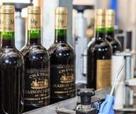 Dégustation de vin au Mondrian