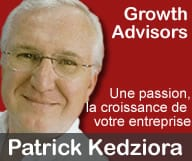 Growth Advisors - Patrick Kedziora