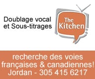 The Kitchen doublage et sous titrages a Miami