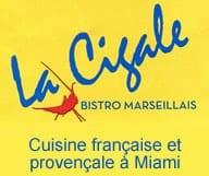 La Cigale Restaurant Bistro Provencal a Miami