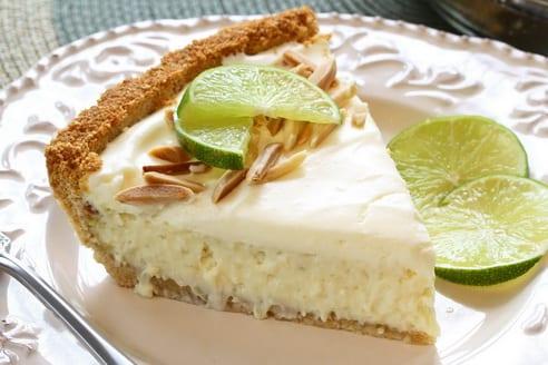 La véritable recette de la Key Lime Pie