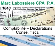 Marc Labossiere PA CPA - Expert Comptable et Fiscal a Fort Lauderdale.