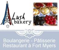 Lush Bakery est une boulangerie pâtisserie et également restaurant a Fort Myers