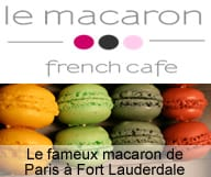 Macaron French Cafe Fort Lauderdale