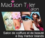 Salon de beaute et de coiffure Madyson Tyler a Bal Harbor Islands