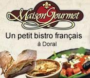 Maison Gourmet et un petit bistro français à Doral qui propose une cuisine gourmande et traditionnelle