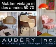 Aubery - Magasin de decoration, mobilier vintage et location de meubles
