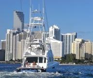 Miami en bateau