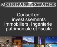 Morgan Stachs International propose des services financiers pour l'optimisation de votre patrimoine.