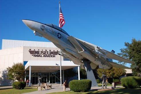 National Museum of Naval Aviation, l'histoire de l'aviation en grandeur nature – Entrée gratuite
