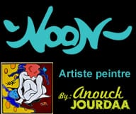 Noon by Anouck Jourdaa - Artiste peintre a Miami