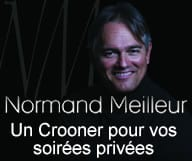 Normand Meilleur Chanteur Entertainer