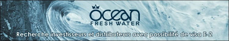 Ocean Fresh Water – Main – Visa E-2