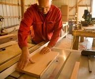 Vous avez fait du bois votre passion ?