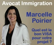 Marcelle Poirier Immigration