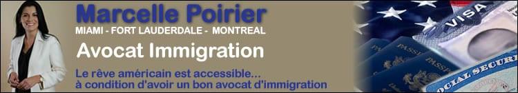 Marcelle Poirier Immigration