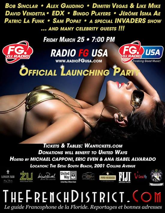 Radio FG USA Music Week