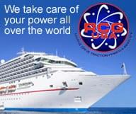 rcg : ingenierie electrique pour les navires de croisiere, petroliers et centrales electriques