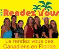 The Rendez-vous, bar et grill des canadiens a Hollywood