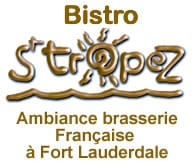 Bistro Saint Tropez a Fort Lauderdale